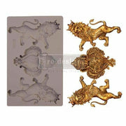 Re-Design by Prima Silicone Decor Mould - Royal Emblem - Piglet's Closet