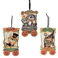 Bethany Lowe Halloween Big Top Circus Ornament Set of 3 - Piglet's Closet