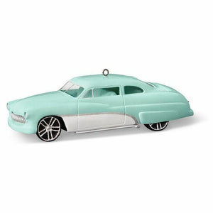Hallmark 2016 1949 Mercury Keepsake Kustoms Car Series Christmas Ornament - Piglet's Closet