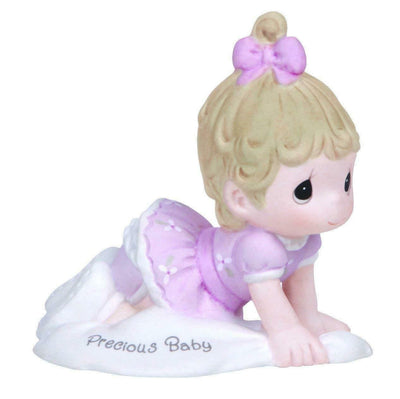 2013 Precious Moments Precious Baby Girl Figurine 3.25