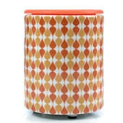Retro Orange Drops - Happy Wax USB Wax Warmer - Piglet's Closet