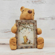 Disney Charpente Classic Winnie The Pooh Cast Figurine Photo Picture Frame - Piglet's Closet
