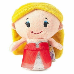 2015 Hallmark Itty Bittys Christmas Barbie Plush