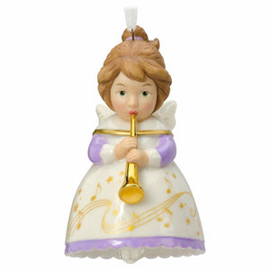Hallmark Keepsake Ornament 2016 Heavenly Belles - 4th and Final in Series - Piglet's Closet