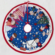 Hallmark Peanuts Charlie Brown Christmas Light Up Magic Tree Skirt - Piglet's Closet