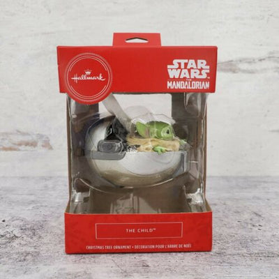 2020 Hallmark Star Wars Mandalorian The Child Gift Ornament Baby Yoda - Piglet's Closet