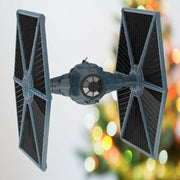 2018 Hallmark Keepsake Star Wars TIE Fighter With Light Sound Ornament - Piglet's Closet