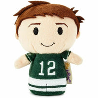 Hallmark Itty Bitty Bittys NFL AARON RODGERS Green Bay Packers Edition - Piglet's Closet