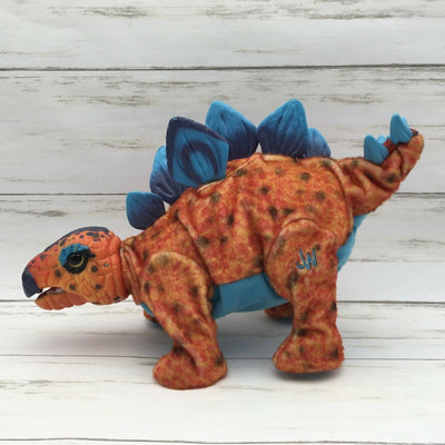 Jurassic World Stompers Stegosaurus Figure Dinosaur Electronic Toy Park Motion - Piglet's Closet