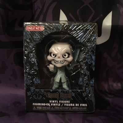Funko Pop! Disney The Haunted Mansion Ezra Hitchhiking Ghost Mini Figurine - Piglet's Closet