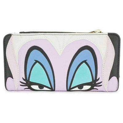Loungefly Disney The Little Mermaid Ursula Black Wallet - Piglet's Closet