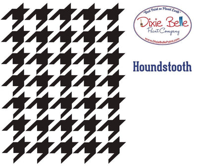 Dixie Belle Houndstooth 16
