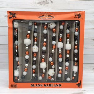 Christopher Radko Shiny Brite Halloween Mummy 7' Glass Garland - Piglet's Closet