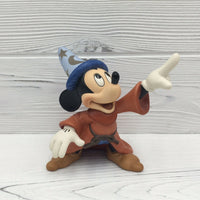 2003 WDCC Disney Fantasia Sorcerer Mickey The Magic of Mickey Visa Exclusive - Piglet's Closet