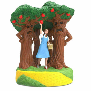 2017 Hallmark Keepsake Wizard of Oz A Few Bad Apples Ornament - Piglet's Closet