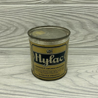 Vintage Nestle Hylac Infant Food Tin Can New York Advertising - Piglet's Closet
