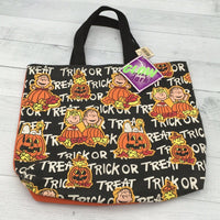 Vintage Horizon Designs Peanuts Glow in Dark Trick or Treat Canvas Tote Bag - Piglet's Closet