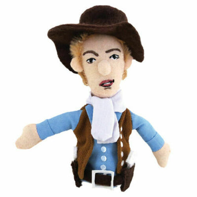 Magnetic Personality Finger Puppet Magnet - Billy The Kid - Piglet's Closet