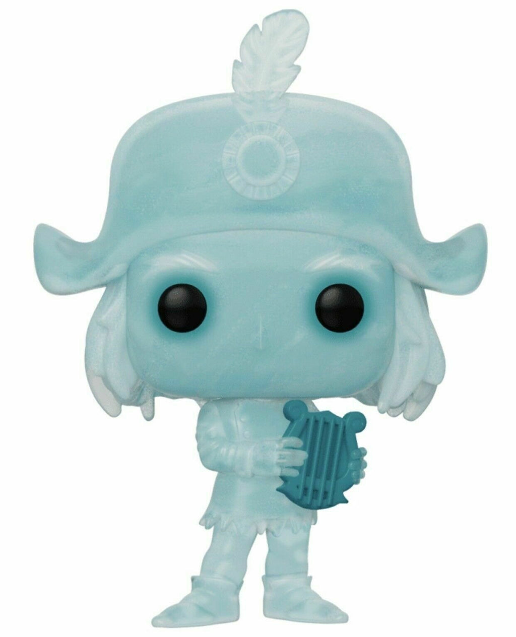Funko Pop! Disney's Haunted Mansion Merry Minstrel Hot Topic Harp Guy IN HAND - Piglet's Closet
