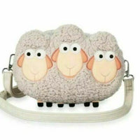 Disney Loungefly Toy Story 4 Billy Goat & Gruff Bo Peep Sheep Crossbody Purse - Piglet's Closet