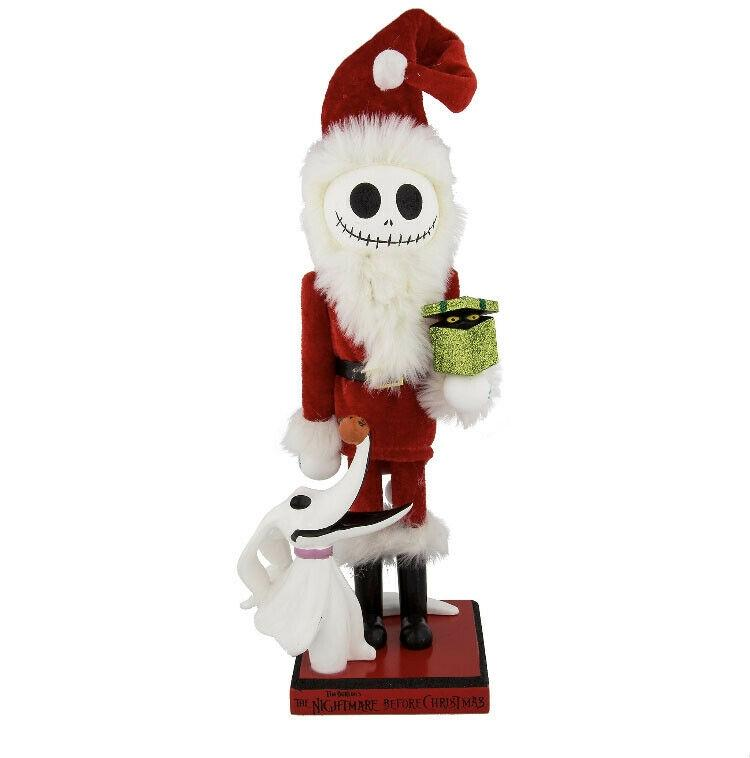 Disney Parks Nightmare Before Christmas Jack Skellington Nutcracker Figure - Piglet's Closet