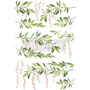 "Spring Branch -Redesign with Prima Furniture Decor Transfer 24"" x 35"" - Piglet's Closet"
