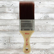 Dixie Belle Paint Company Mini Synthetic Paint Brush - Piglet's Closet