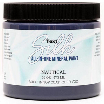 Silk All-in-One Mineral Paint by Dixie Belle - Nautical (Preorder) - Piglet's Closet