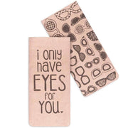 "Colonial Tin Works ""I Only Have Eyes for You "" Eye Sun Glasses Case - Piglet's Closet"