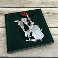 WB Studio Store Holiday Collection Looney Tunes Road Runner Metal Ornament - Piglet's Closet