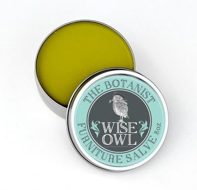 The Botanist - Wise Owl Furniture Salve - Piglet's Closet