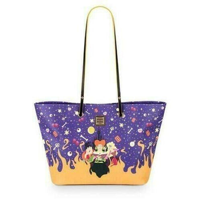 2019 Dooney & Bourke Disney Halloween Party Hocus Pocus Tote