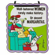 2018 Hallmark Maxine Well-behaved Women Rarely Make Decent Margaritas Ornament - Piglet's Closet