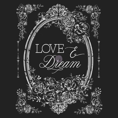 Re-design Prima Love and Dream Furniture Decor Transfer 22