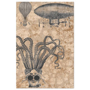 Steampunk Decoupage Tissue Paper - Roycycled - Piglet's Closet