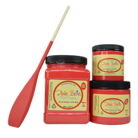 Dixie Belle Honky Tonk Red Chalk Mineral Paint - Piglet's Closet