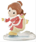 "Precious Moments Disney Princess Belle ""Your Beautiful Heart"" Figurine - Piglet's Closet"