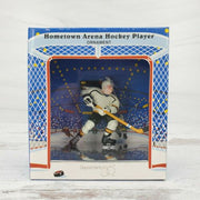 Dept 56 Hometown Arena Hockey Player Black & Gold Christmas Ornament - Piglet's Closet