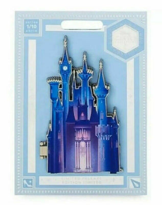Disney Castle Collection - Cinderella's Castle Limited Release Pin