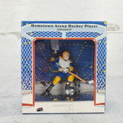 Dept 56 Hometown Arena Hockey Player Blue & Yellow Christmas Ornament - Piglet's Closet