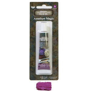 Amethyst Magic Antique Brilliance Patina Wax Paste .68 Tube - Art Alchemy by Prima - Piglet's Closet