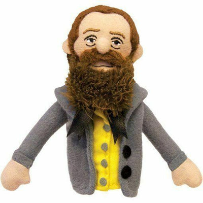 UPG Magnetic Personality Finger Puppet Magnet - Herman Melville - Piglet's Closet