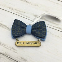 Hallmark Well Groomed Bow Ornament Groom or Groomsman Gift Ornament - Piglet's Closet