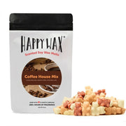 Happy Wax 8 oz Half Pound Teddy Bear Scented Wax Melts - Coffee House Mix - Piglet's Closet