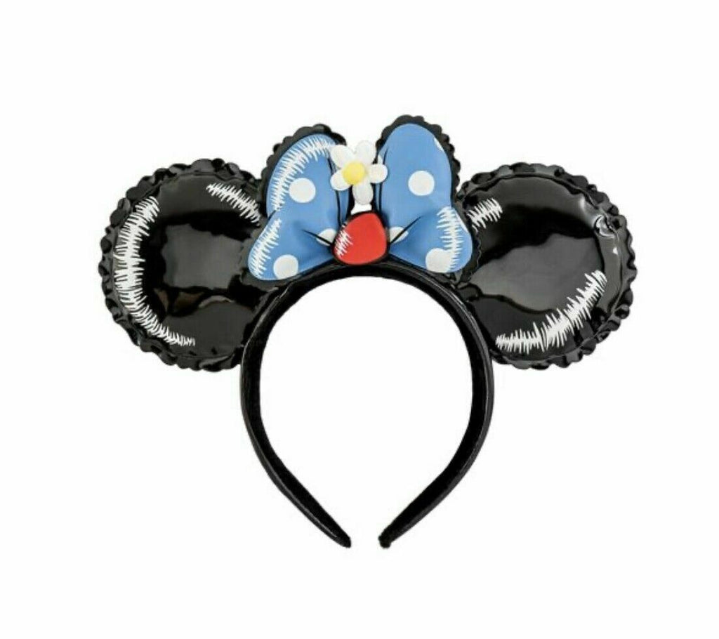 Disney Loungefly Minnie Mouse Balloon Ears Headband - Piglet's Closet