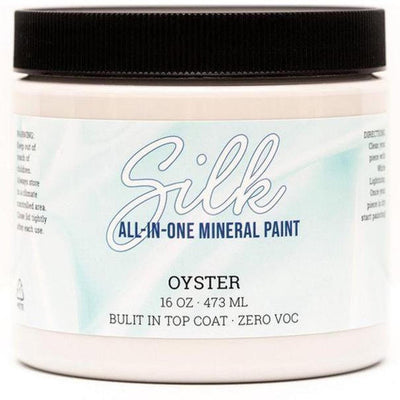 Silk All-in-One Mineral Paint by Dixie Belle - Oyster - Piglet's Closet