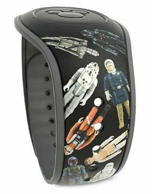 Disney Parks Star Wars Empire Strikes Back 40th Anniversary Limited Magicband - Piglet's Closet