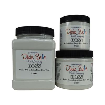 Dixie Belle Clear BOSS Blocks Odors, Stains, and Bleed Thru - Piglet's Closet