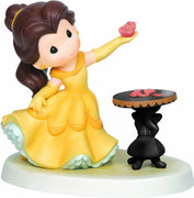 "Precious Moments  ""He Loves Me"" Princess Belle Figurine #143020 - Piglet's Closet"