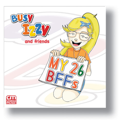 Busy Izzy and Friends - My 26 BFFs